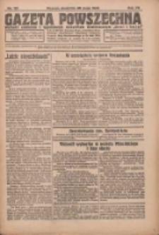 Gazeta Powszechna 1926.05.30 R.7 Nr121