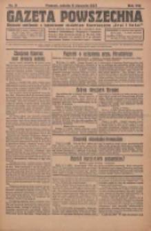 Gazeta Powszechna 1927.01.08 R.8 Nr5