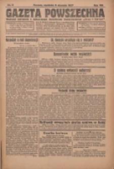Gazeta Powszechna 1927.01.09 R.8 Nr6