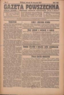 Gazeta Powszechna 1927.01.10 R.8 Nr7