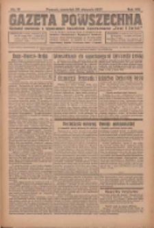 Gazeta Powszechna 1927.01.20 R.8 Nr15