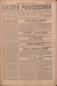 Gazeta Powszechna 1927.01.21 R.8 Nr16
