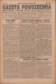 Gazeta Powszechna 1927.02.12 R.8 Nr34