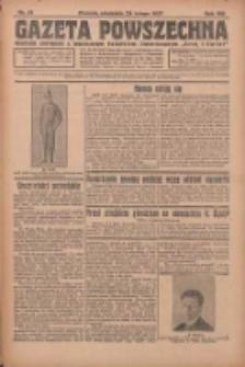 Gazeta Powszechna 1927.02.20 R.8 Nr41