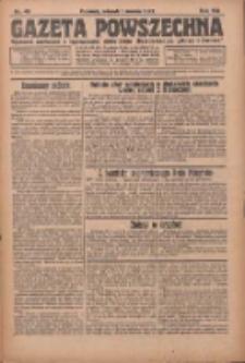 Gazeta Powszechna 1927.03.01 R.8 Nr48