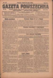 Gazeta Powszechna: organ Zjednoczenia Producentów Rolnych 1923.05.18 R.4 Nr111