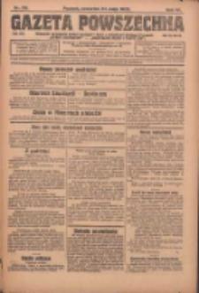 Gazeta Powszechna: organ Zjednoczenia Producentów Rolnych 1923.05.24 R.4 Nr115