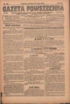 Gazeta Powszechna: organ Zjednoczenia Producentów Rolnych 1923.05.27 R.4 Nr118
