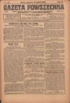 Gazeta Powszechna: organ Zjednoczenia Producentów Rolnych 1923.06.21 R.4 Nr138