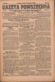 Gazeta Powszechna: organ Zjednoczenia Producentów Rolnych 1923.06.22 R.4 Nr139