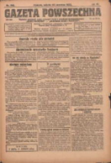 Gazeta Powszechna: organ Zjednoczenia Producentów Rolnych 1923.06.23 R.4 Nr140
