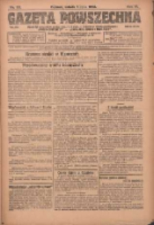 Gazeta Powszechna: organ Zjednoczenia Producentów Rolnych 1923.07.07 R.4 Nr151