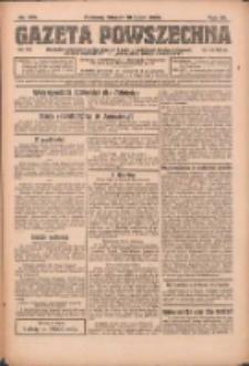 Gazeta Powszechna: organ Zjednoczenia Producentów Rolnych 1923.07.10 R.4 Nr153