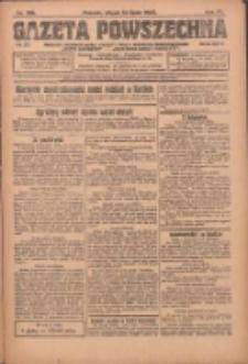 Gazeta Powszechna: organ Zjednoczenia Producentów Rolnych 1923.07.13 R.4 Nr156