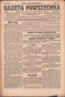 Gazeta Powszechna: organ Zjednoczenia Producentów Rolnych 1923.07.25 R.4 Nr166