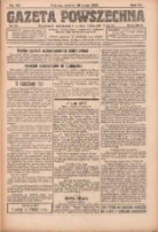 Gazeta Powszechna: organ Zjednoczenia Producentów Rolnych 1923.07.31 R.4 Nr171