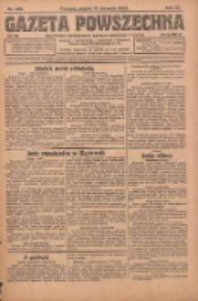 Gazeta Powszechna: organ Zjednoczenia Producentów Rolnych 1923.08.17 R.4 Nr185