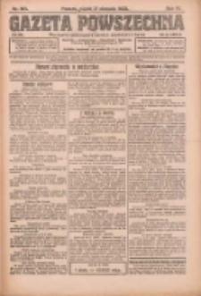 Gazeta Powszechna: organ Zjednoczenia Producentów Rolnych 1923.08.31 R.4 Nr197