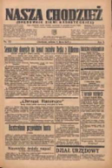 Nasza Chodzież: organ poświęcony obronie interesów narodowych na zachodnich ziemiach Polski 1935.07.06 R.6 Nr153