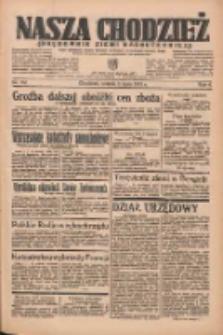 Nasza Chodzież: organ poświęcony obronie interesów narodowych na zachodnich ziemiach Polski 1935.07.09 R.6 Nr155