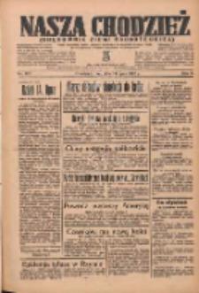 Nasza Chodzież: organ poświęcony obronie interesów narodowych na zachodnich ziemiach Polski 1935.07.14 R.6 Nr160