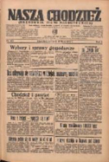 Nasza Chodzież: organ poświęcony obronie interesów narodowych na zachodnich ziemiach Polski 1935.07.18 R.6 Nr163