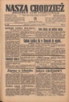 Nasza Chodzież: organ poświęcony obronie interesów narodowych na zachodnich ziemiach Polski 1935.07.25 R.6 Nr169