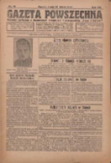 Gazeta Powszechna 1927.03.30 R.8 Nr73