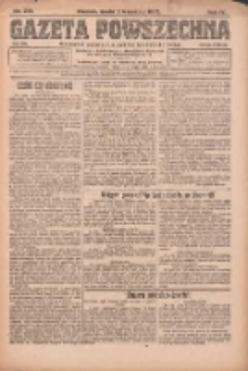 Gazeta Powszechna: organ Zjednoczenia Producentów Rolnych 1923.09.05 R.4 Nr201