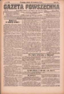 Gazeta Powszechna: organ Zjednoczenia Producentów Rolnych 1923.09.15 R.4 Nr210