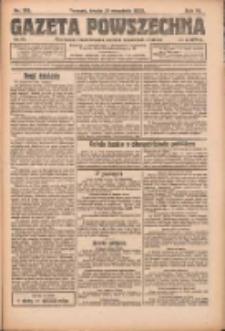 Gazeta Powszechna: organ Zjednoczenia Producentów Rolnych 1923.09.19 R.4 Nr213