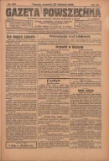 Gazeta Powszechna: organ Zjednoczenia Producentów Rolnych 1923.09.20 R.4 Nr214