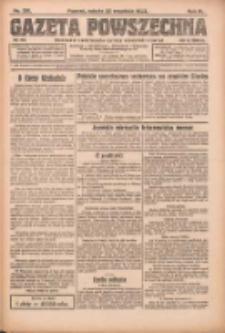 Gazeta Powszechna: organ Zjednoczenia Producentów Rolnych 1923.09.22 R.4 Nr216
