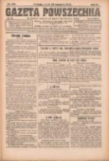 Gazeta Powszechna: organ Zjednoczenia Producentów Rolnych 1923.09.28 R.4 Nr221