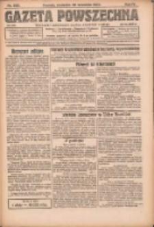 Gazeta Powszechna: organ Zjednoczenia Producentów Rolnych 1923.09.30 R.4 Nr223