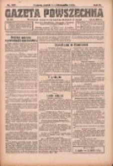 Gazeta Powszechna: organ Zjednoczenia Producentów Rolnych 1923.10.05 R.4 Nr227