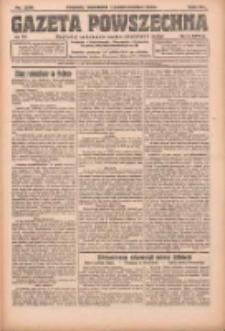 Gazeta Powszechna: organ Zjednoczenia Producentów Rolnych 1923.10.07 R.4 Nr229