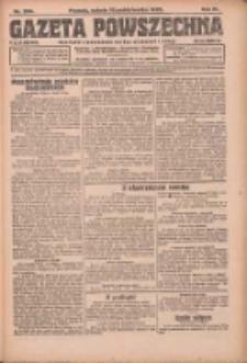 Gazeta Powszechna: organ Zjednoczenia Producentów Rolnych 1923.10.13 R.4 Nr234