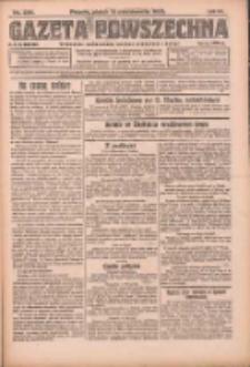 Gazeta Powszechna: organ Zjednoczenia Producentów Rolnych 1923.10.19 R.4 Nr239