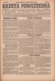 Gazeta Powszechna: organ Zjednoczenia Producentów Rolnych 1923.10.27 R.4 Nr246