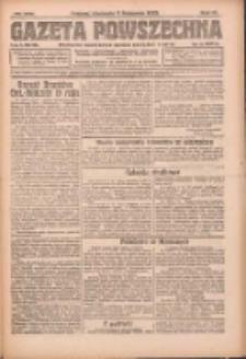 Gazeta Powszechna: organ Zjednoczenia Producentów Rolnych 1923.11.04 R.4 Nr249