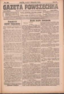 Gazeta Powszechna: organ Zjednoczenia Producentów Rolnych 1923.11.07 R.4 Nr251