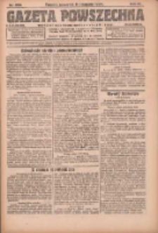 Gazeta Powszechna: organ Zjednoczenia Producentów Rolnych 1923.11.08 R.4 Nr252