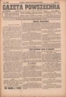 Gazeta Powszechna: organ Zjednoczenia Producentów Rolnych 1923.11.13 R.4 Nr256