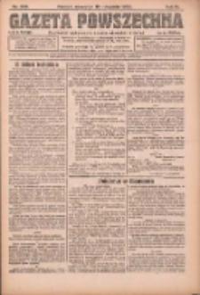 Gazeta Powszechna: organ Zjednoczenia Producentów Rolnych 1923.11.15 R.4 Nr258