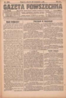 Gazeta Powszechna: organ Zjednoczenia Producentów Rolnych 1923.11.20 R.4 Nr262