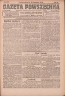Gazeta Powszechna: organ Zjednoczenia Producentów Rolnych 1923.11.22 R.4 Nr264