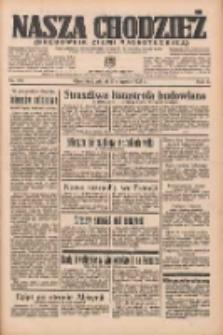 Nasza Chodzież: organ poświęcony obronie interesów narodowych na zachodnich ziemiach Polski 1935.08.02 R.6 Nr176