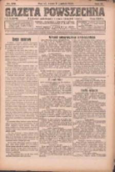 Gazeta Powszechna: organ Zjednoczenia Producentów Rolnych 1923.12.05 R.4 Nr275