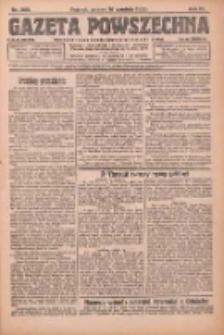 Gazeta Powszechna: organ Zjednoczenia Producentów Rolnych 1923.12.18 R.4 Nr285